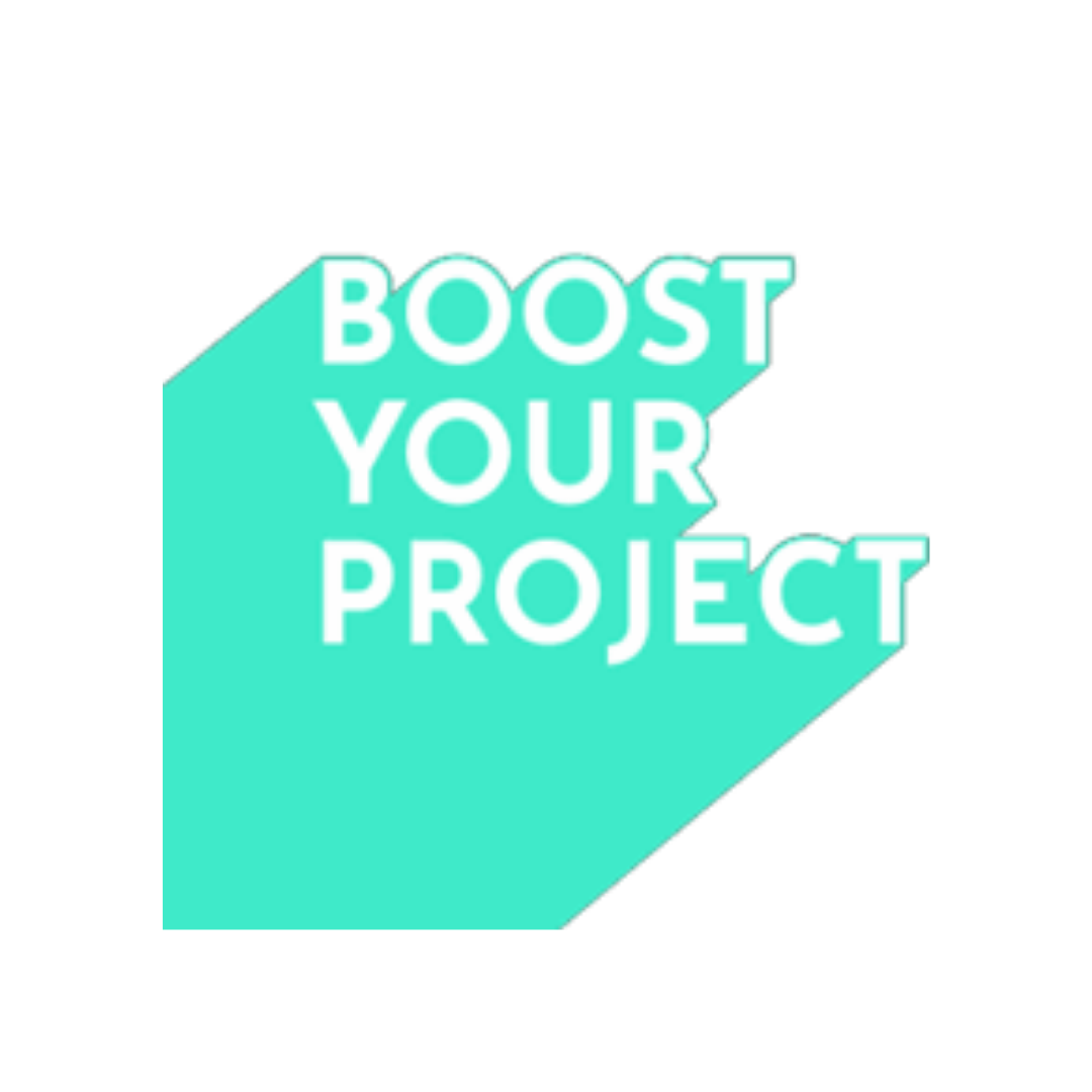 Boost your project logo